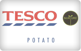 Tesco Potatos